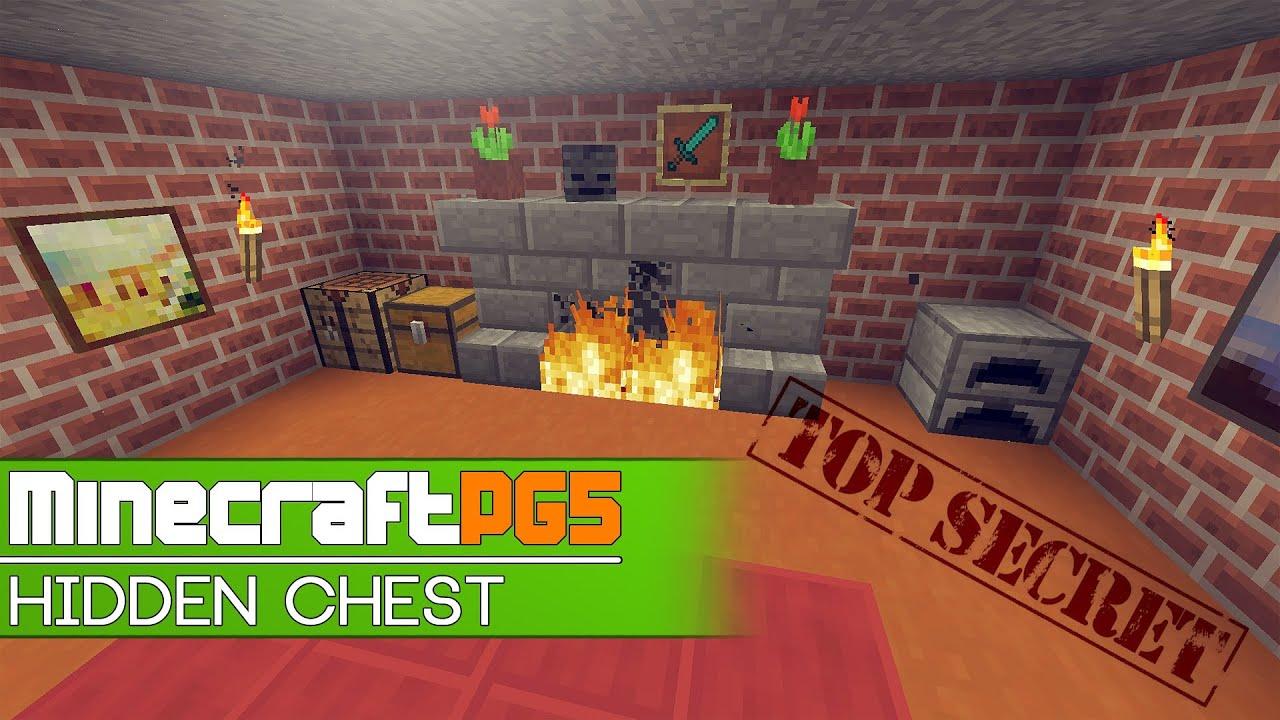 minecraft chest texture