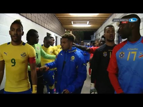 RD Congo vs Gabon (2-1) | Match amical