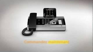Gigaset DX800A - Ministandard tout en 1 : analogique, IP et numéris