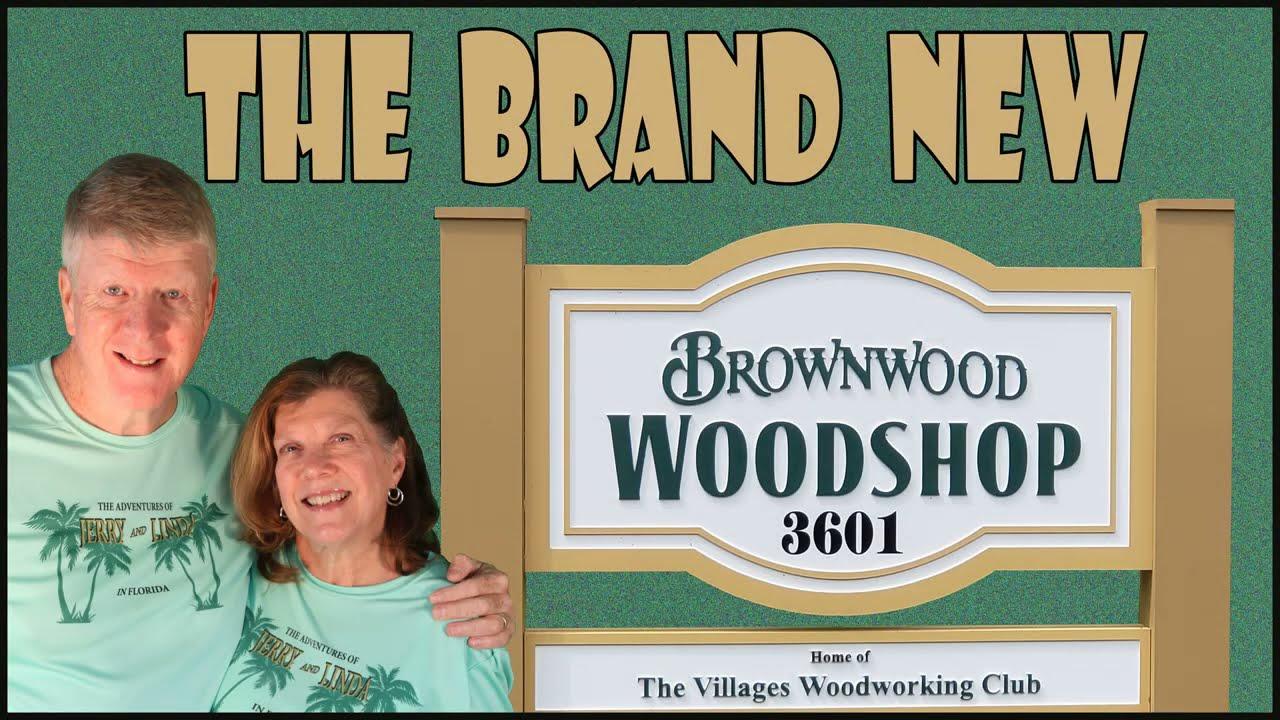 The Villages Brownwood Workshop Opens!