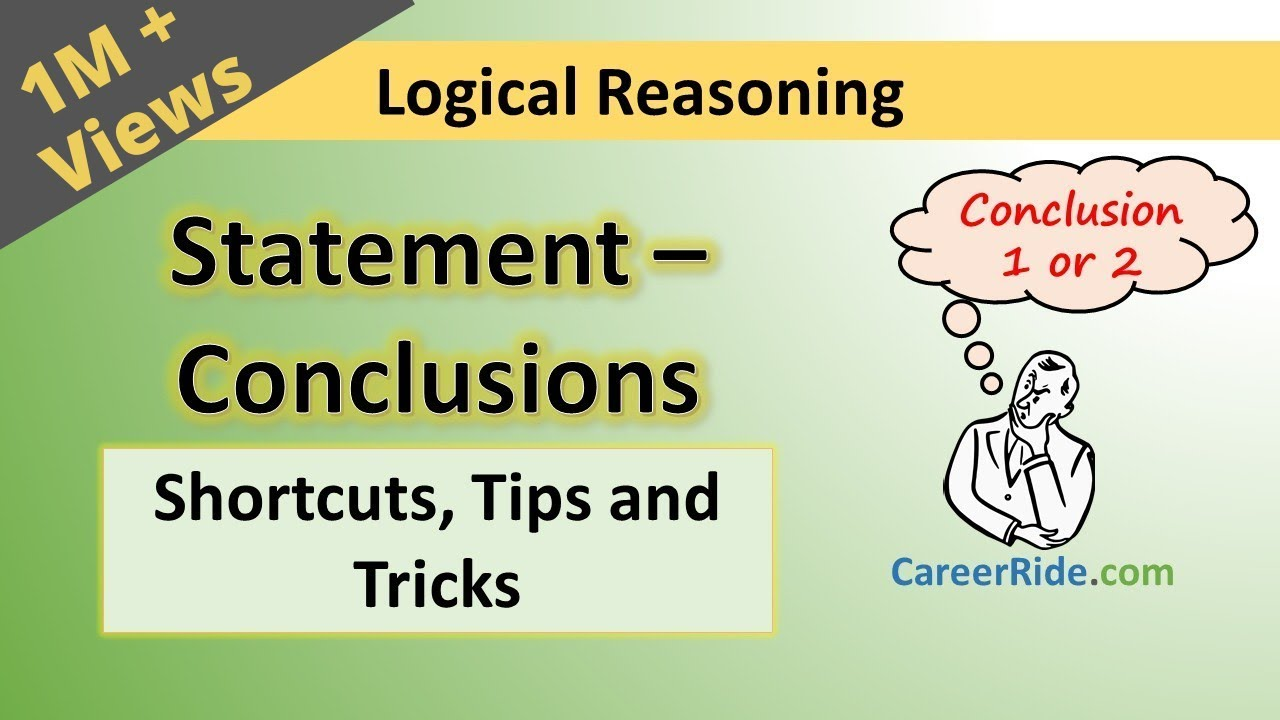 Reasoning inequality trick solve any question within 10 seconds.