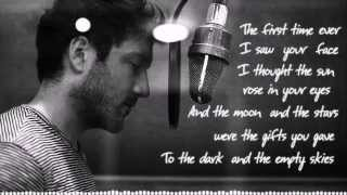 The First Time Ever I Saw Your Face by Matt Cardle