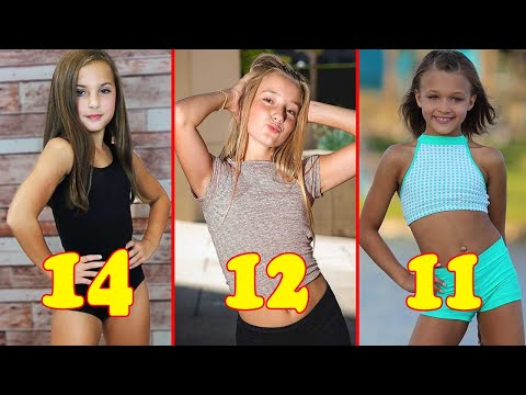 Dance Moms Mini's From Oldest To Youngest 2020 - Teen Star