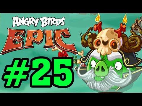 ANGRY BIRDS EPIC - CHIM ĐIÊN NỔI GIẬN - PHÁP SƯ GỌI HỒN Tập 25