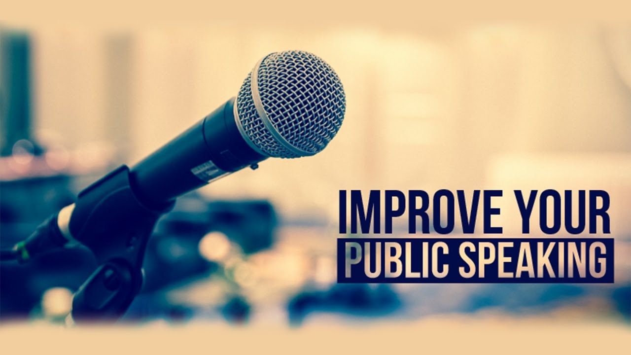 Image result for Improve Your Public Speaking