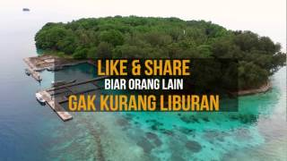 Gambar cover Menikmati Akhir Pekan di Kepulauan Seribu