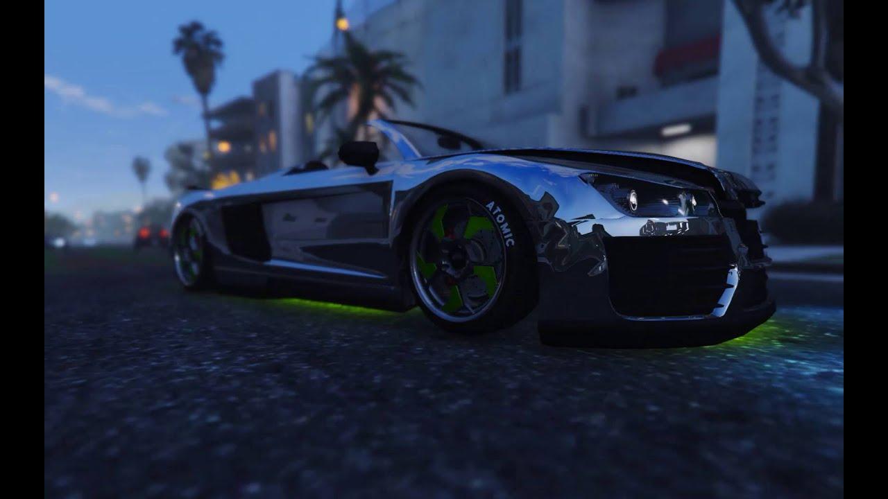GTA 5 Drifts with tunned F8 (Audi R8) (Rokstar Editor) - YouTube
