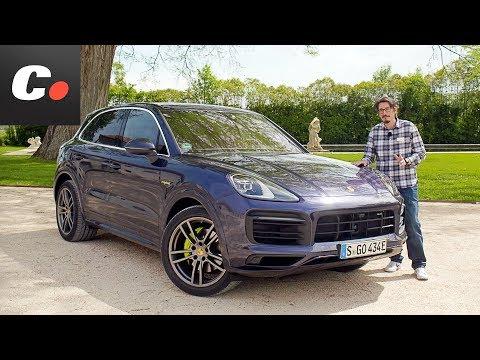 Porsche Cayenne E-Hybrid 2018 SUV   Primera Prueba / Test / Review en español   coches.net