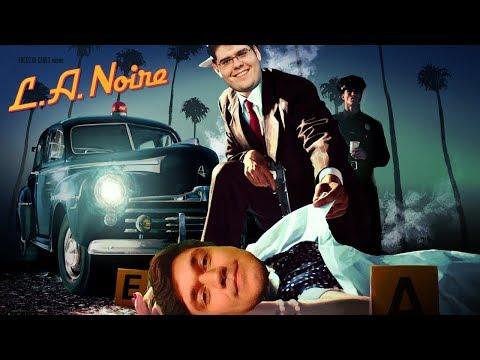 OCTAVIO NETO E CASIMIRO MIGUEL RESOLVERÃO CRIMES EM L.A. NOIRE HOJE NO EI GAMES!