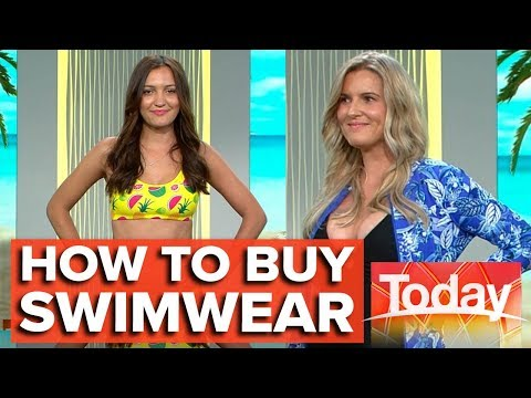 Swimwear Buyer's Guide | Today Show Australia