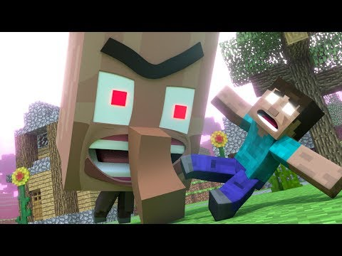 Top 7 Funny Minecraft Animations
