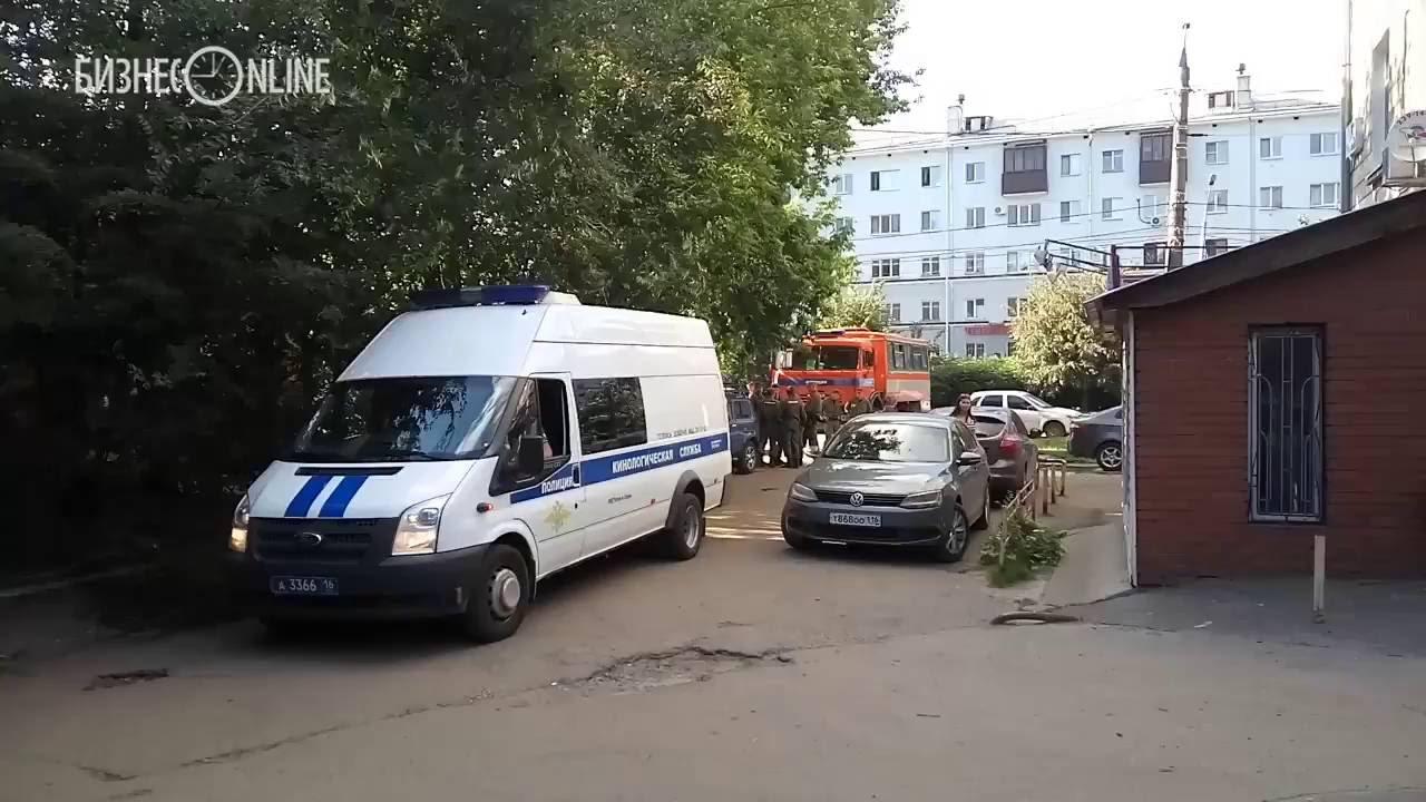 В Казани ищут сбежавшего арестанта