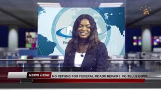 Celebration television News Desk 25 Sept. 2019