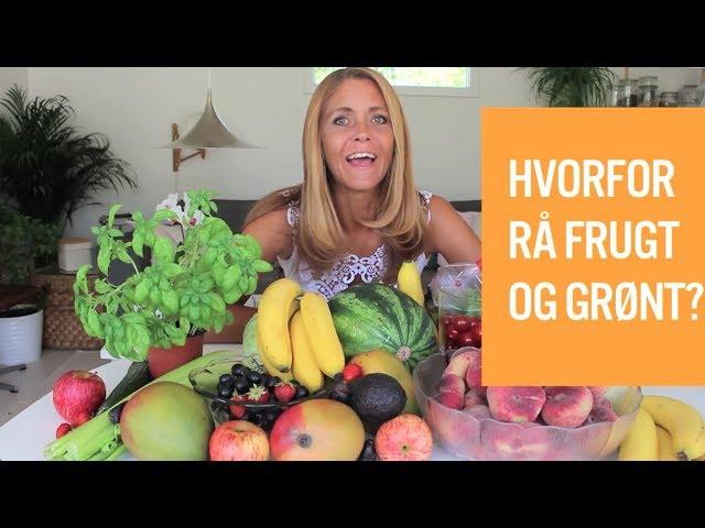 6 grunde til at spise rå frugt og grønt, og ikke...