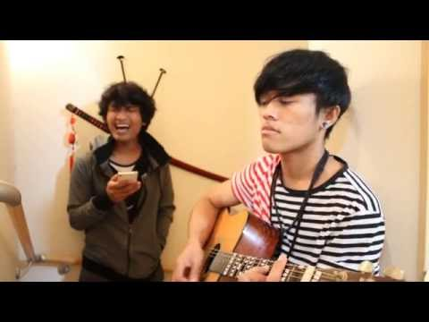 last child pedih acoustic cover anak rantau japan