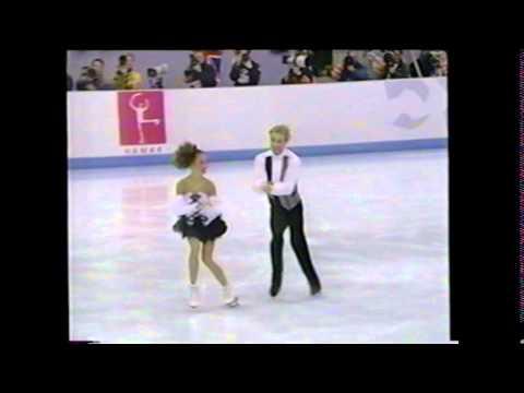 1994 Winter Olympics - Ice Dance