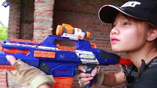 Nerf Guns War: SEAL TEAM Special Valiant Catching Group Of  Dangerous