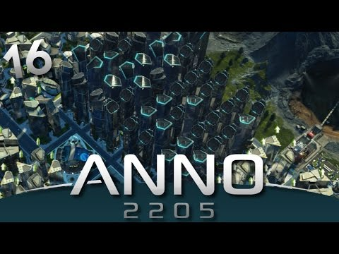 ANNO 2205 Gameplay - First Investors #16