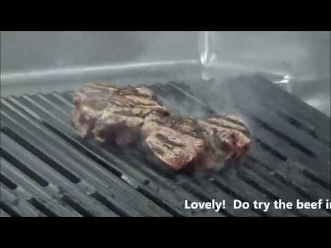 Chops Grille American Steak House Serenade Of The Seas Cruise Ship #royalcaribbean