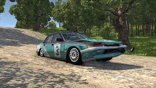 BeamNG.drive - Wayford Rally