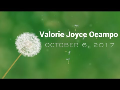 Valorie Joyce Ocampo & The Covenant Band | Worship Leading (Voice 2PM) - October 6, 2017