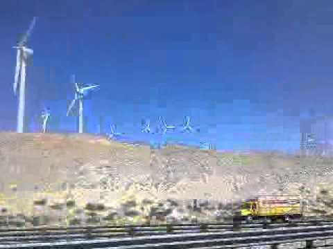 Windmills @ Palm Springs CA