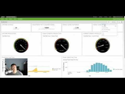 A Better Solar Production Dashboard and Monitoring - Enphase