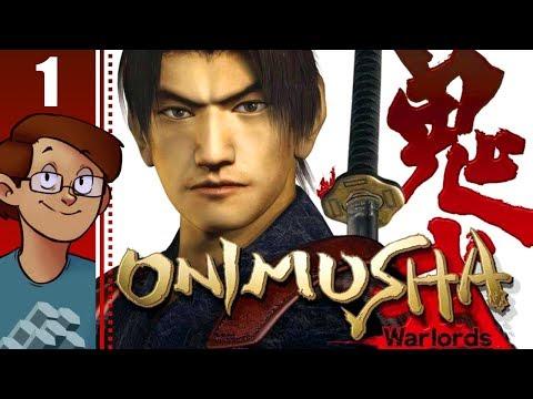 Let's Play Onimusha: Warlords HD Part 1 - Welcome Back, Samanosuke Akechi (Japanese Voice Acting)