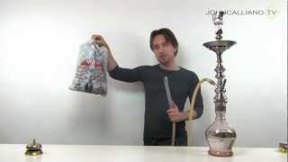 JohnCalliano.TV / 33 / Как приготовить кальян с табаком Nakhla(, 2013-01-24T15:41:48.000Z)