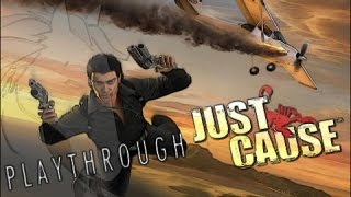 Just Cause (HD PC) Part 1