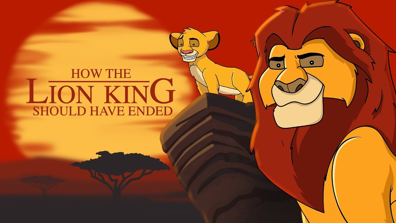 Download How The Lion King Should Have Ended