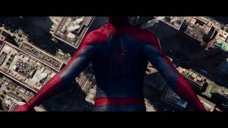 Spider Man Opening Swinging car chase Scene - The Amazing Spider Man 2 (2014) Movie CLIP HD