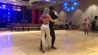 Video Sara Lopez & Ivo Vieira Kizomba 2019 download MP3, 3GP, MP4, WEBM, AVI, FLV November 2019