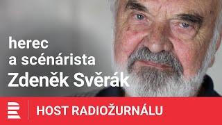 Zdeněk Svěrák: Dokud postava nemá správné jméno, nedokážu psát. Inspiruji se i na hřbitovech