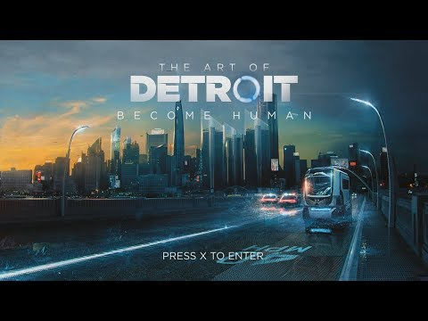 Detroit Become Human! Playthrough