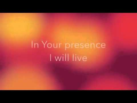 My Heart Is Yours Lyrics   Kristian Stanfill   Passion 2014