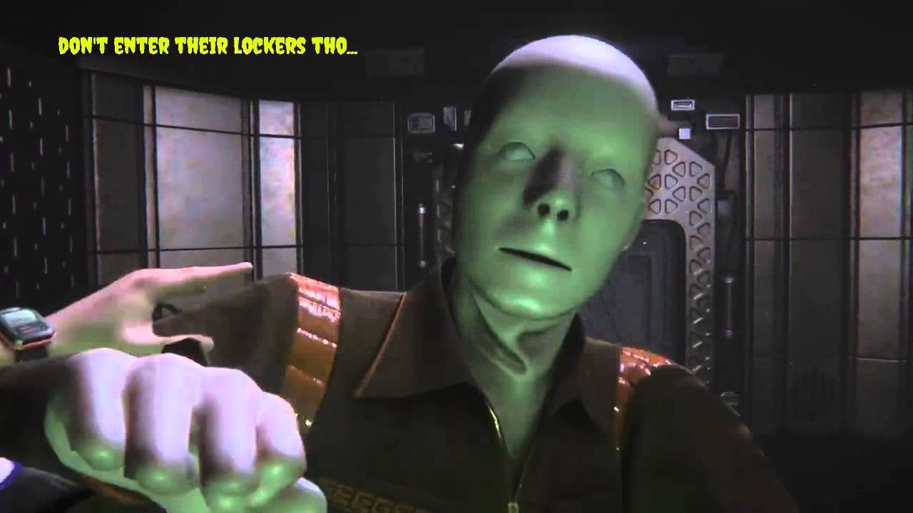 I Just Beat Alien:Isolation Nightmare Difficulty. This is ...