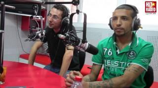 DECOUVRE LE PORTRAIT MAROCAIN DE SAMID GHAILAN DANS LE MORNING DE MOMO SUR HIT RADIO - 17 JUIN 2013