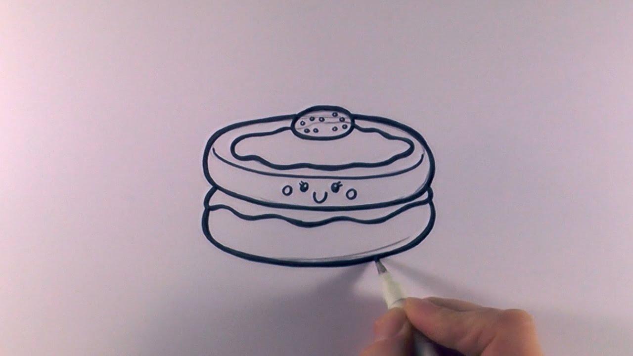 how to draw cartoon chocolate