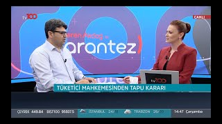 Avukat Orhan Boran  - Ceren Akdağ ile Parantez - TV100