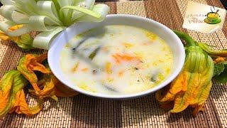 Exquisita sopa poblana receta paso a paso