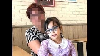 Abandoned 6-year-old girl's mother comes forward