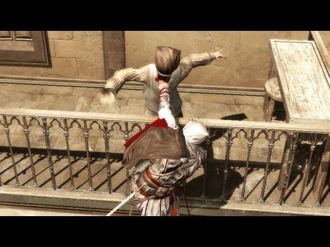Practice What You Preach: Ezio Learns Three New Assassination Techniques (Assassin