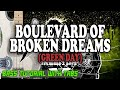 Green Day - Boulevard Of Broken Dreams - BASS Tutorial [With Tabs] - Play Along