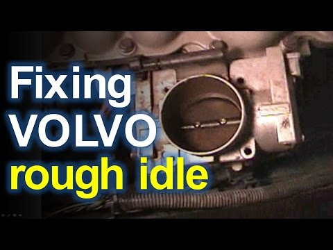 Volvo Repair Fixing Rough Idle Problems Etm Issues