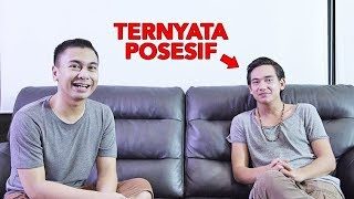 Video PENGALAMAN PACARAN POSESIF (FEAT. ADIPATI DOLKEN, PUTRI MARINO) download MP3, 3GP, MP4, WEBM, AVI, FLV Mei 2018