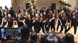 Alpha Phi Gamma - HUNNIE$ Step & Dance