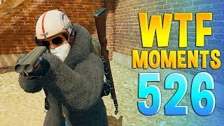 PUBG Daily Funny WTF Moments Highlights Ep 526