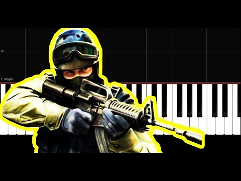 CS GO - PIANO TUTORIAL BY VN