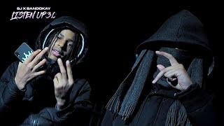 #OFB SJ x Bandokay - Listen Up 3.0 (Music Video)   Prod. Ghosty
